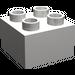 LEGO Light Stone Gray Duplo Brick 2 x 2 (3437)