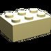 LEGO Light Yellow Brick 2 x 3 (3002)