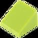 LEGO Lime Slope 1 x 1 (31°) (50746 / 54200)