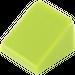 LEGO Lime Slope 31° 1 x 1 (50746 / 54200)
