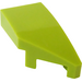 LEGO Lime Wedge 1 x 2 Right (29119)