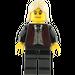 LEGO Lucius Malfoy in Black suit Minifigure