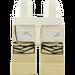 LEGO Luke Skywalker Minifigure Hips with Tan Legs (3815)