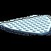 LEGO Medium Blue Boat Bow Plate 12 x 8