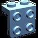 LEGO Medium Blue Bracket 1 x 2 - 2 x 2