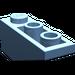 LEGO Medium Blue Slope 1 x 3 (25°) Inverted (4287)