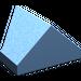LEGO Medium Blue Slope 45° 1 x 2 Double / Inverted with Open Bottom