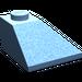 LEGO Medium Blue Slope 45° 2 x 2