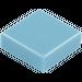 LEGO Medium Blue Tile 1 x 1 with Groove (3070)