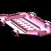 LEGO Medium Dark Pink Boat Inflatable 12 x 6 x 1.333 Lower  (30086 / 75977)