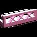 LEGO Medium Dark Pink Fence Lattice 1 x 4 x 1 (3633)