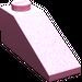 LEGO Medium Dark Pink Slope 25° (33) 1 x 3 (4286)