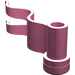 LEGO Medium Dark Pink Streamer Flag 4 x 1 with Right Wave (4495)