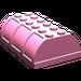 LEGO Medium Dark Pink Trunk Lid 4 x 6 (4238 / 33341)