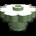 LEGO Medium Green Flower 2 x 2 with Open Stud (4728)