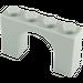 LEGO Medium Stone Gray Arch 1 x 4 x 2 (6182)