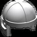 LEGO Medium Stone Gray Aviator Hat