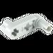 LEGO Medium Stone Gray Beam 3 x 0.5 with Knob and Pin (33299 / 61408)