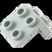 LEGO Medium Stone Gray Bracket 1 x 2 - 2 x 2 (21712 / 44728)