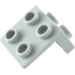 LEGO Medium Stone Gray Bracket 1 x 2 - 2 x 2 (21712 / 44728 / 92411)