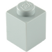 LEGO Medium Stone Gray Brick 1 x 1 (3005)