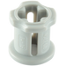 LEGO Medium Stone Gray Bushing (6590 / 42798)