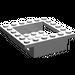 LEGO Medium Stone Gray Cockpit 6 x 6