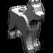 LEGO Medium Stone Gray Dog / Wolf