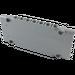 LEGO Medium Stone Gray Flat Panel 5 x 11 (64782)