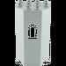 LEGO Medium Stone Gray French Tower 4 x 3 x 6 (30246)
