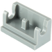 LEGO Medium Stone Gray Hinge 1 x 2 Base (3937)