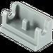 LEGO Medium Stone Gray Hinge 1 x 2 Base (3937)