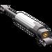 LEGO Medium Stone Gray Linear Actuator 10-15