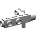 LEGO Medium Stone Gray Minifig Camera with Side Sight