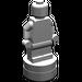 LEGO Medium Stone Gray Minifig Statuette (90398)