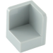 LEGO Medium Stone Gray Panel 1 x 1 x 1 Corner with Rounded Corners (6231)