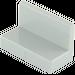 LEGO Medium Stone Gray Panel 1 x 2 x 1 without Rounded Corners (4865)