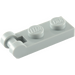 LEGO Medium Stone Gray Plate 1 x 2 with Handle (Closed Ends) (60478)