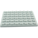LEGO Medium Stone Gray Plate 6 x 8 (3036)