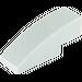 LEGO Medium Stone Gray Slope 1 x 3 Curved (50950)