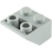 LEGO Medium Stone Gray Slope 45° 2 x 2 Inverted (3660)