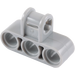 LEGO Medium Stone Gray Technic Cross Block 3 x 2 (Axle/Triple Pin) (63869)