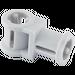 LEGO Medium Stone Gray Technic Through Axle Connector with Bushing (32039)