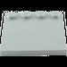 LEGO Medium Stone Gray Tile 4 x 4 with Studs on Edge (6179)