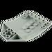 LEGO Medium Stone Gray Wedge 6 x 8 x 2 Triple Inverted (42021)