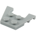 LEGO Medium Stone Gray Wedge Plate 3 x 4 with Stud Notches (28842 / 48183)