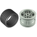 LEGO Medium Stone Gray Wheel Rim Ø30 x 20 Assembly with No Pinholes, with Reinforced Rim
