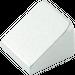 LEGO Metallic Silver Slope 1 x 1 (31°) (18862 / 63290)