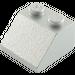 LEGO Metallic Silver Slope 2 x 2 (45°) (63341)