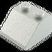 LEGO Metallic Silver Slope 45° 2 x 2 (63341)